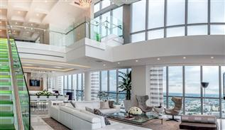 Marquis Condo luxe penthouse in Miami