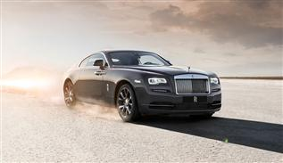 Introducing Rolls Royce Wraith 2019