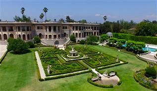 Prince Pasadena 50 million dollar mansion