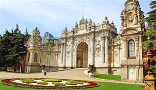Istanbul Dolmabahce palace teaser