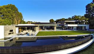 Modern house on stradella road Los Angeles