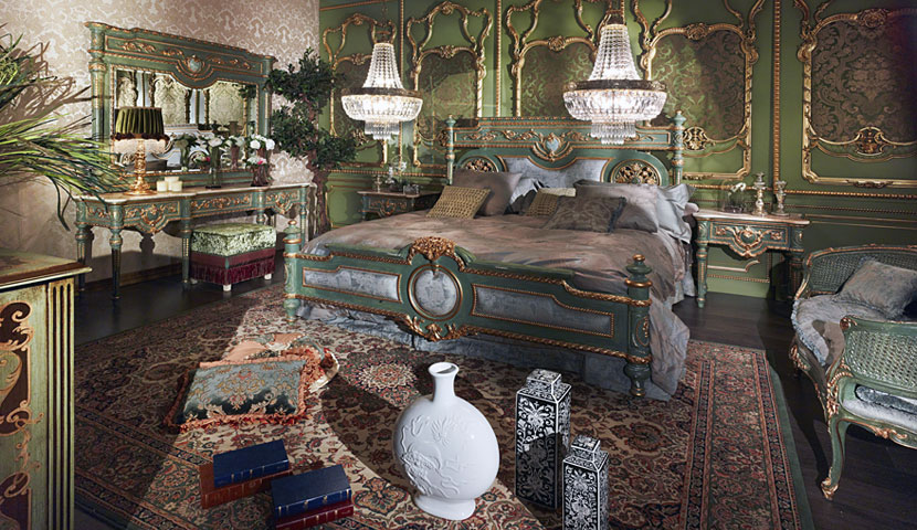 Asnaghi Bed Set