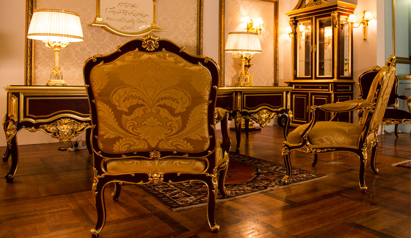 Classical furniture production