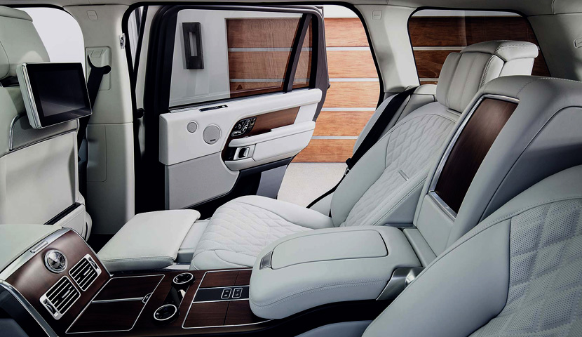 Luxurious vehicles
