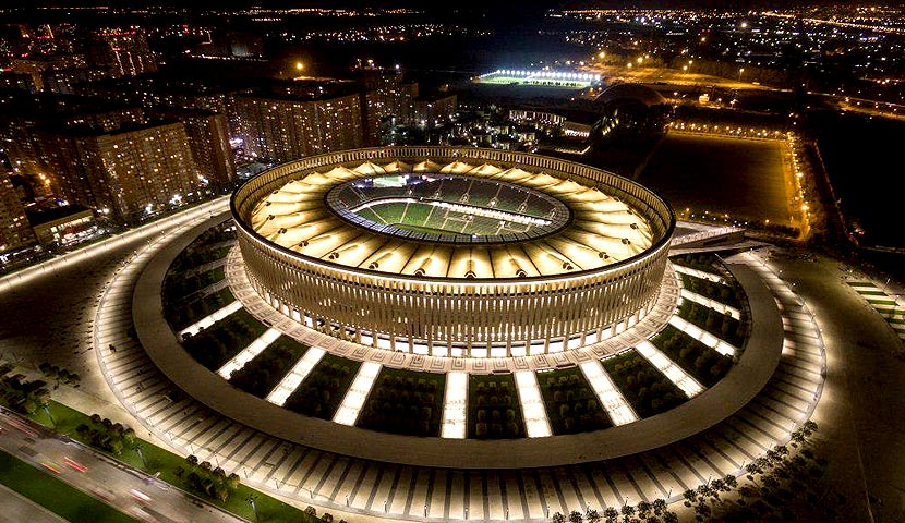 FIFA World Cup stadiums in Russia
