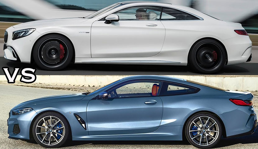 Compare BMW and Mercedes Benz