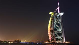 Burj Al Arab Jumeirah, the only 7 star hotel in the world teaser