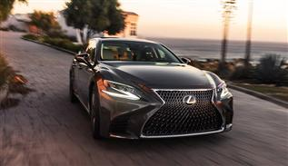 Introducing LEXUS LS 2018