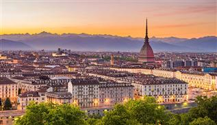 Turin beautiful city travel