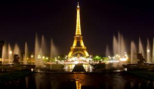Travel to the dream city of Paris