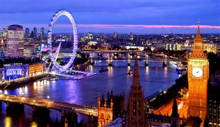 Travel to London Europe's largest city