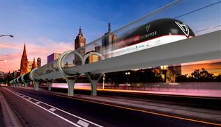 Amazing technology called hyperloop