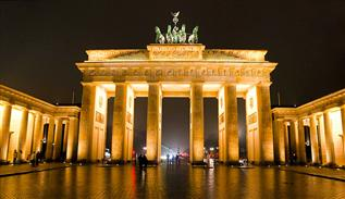 Travel to Berlin, the heart of Europe