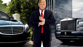 Donald Trump vehicle collection