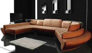 Modern and luxury sofa models