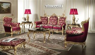 Vimercati luxury classic furniture