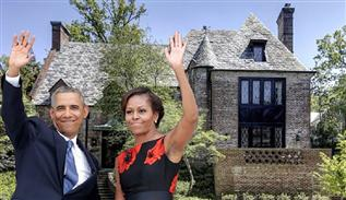 Barack Obama's house after leaving white house
