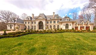 Georgetown Pike luxury mansion