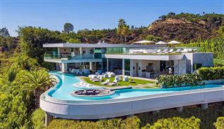 52 million dollar luxe house in California