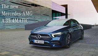 Mercedes Benz AMG A 35 4MATIC