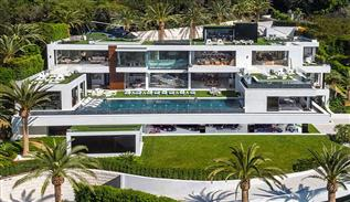 The most expensive home in California