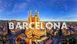 Barcelona wonderful city in spain