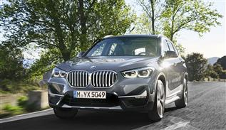 BMW X1 2020 official teaser