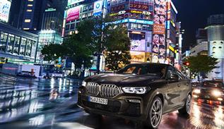 Introduction BMW X6 2020
