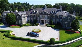 Luxury mansion in New Jersey