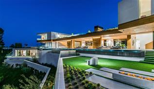 46 million dollar Mansion in Beverly Hills