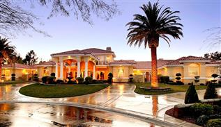 The most luxe and beautiful mansion in Las Vegas