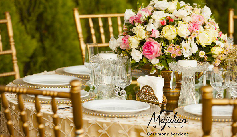 Majidian Luxury Wedding