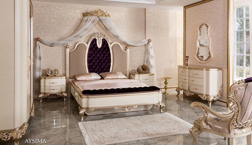 Turkish Classic Bed Set