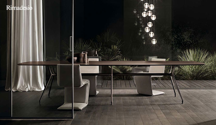 Rimadesio Modern Italian Table