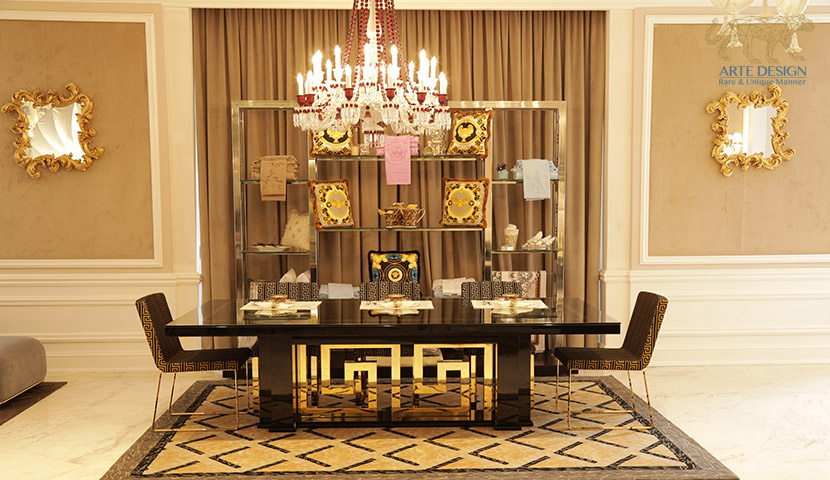 Versace Dining Tables