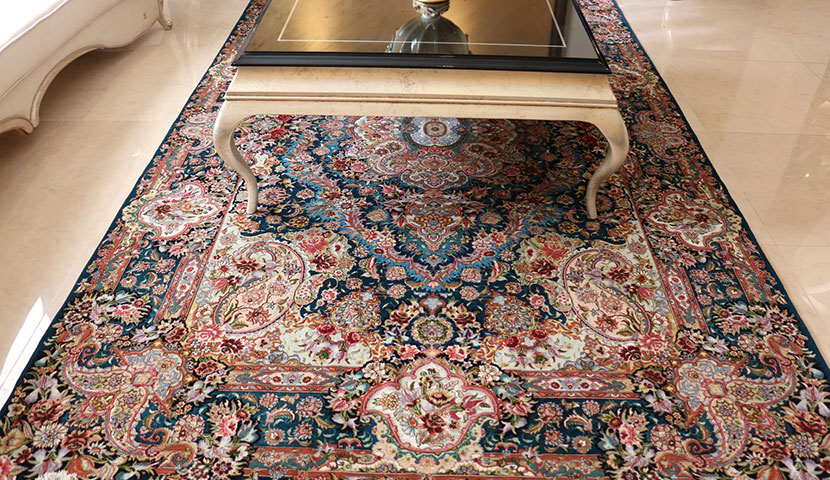 Carpet Silk Qom