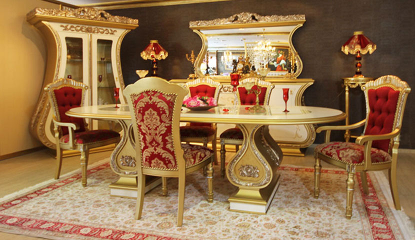 Kapaletti Classic Dining Room Set