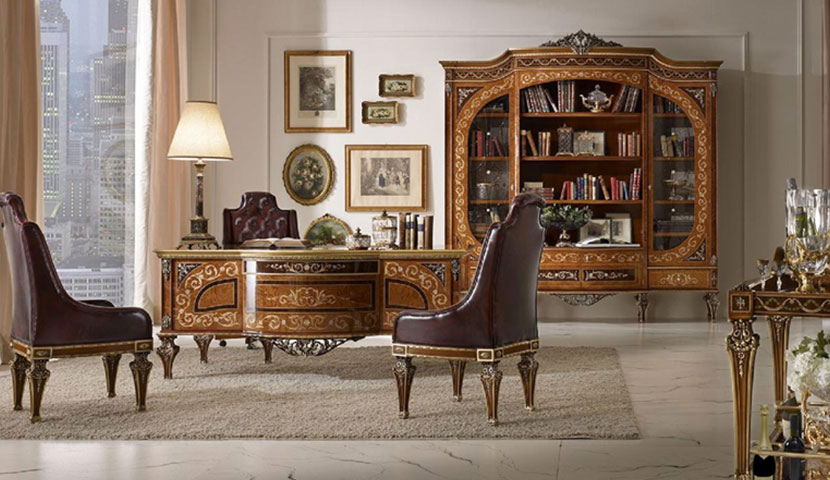 Marküteri Classic Office Furniture Set