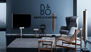 Official representation of Bang and Olufsen