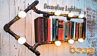 Boomarchit decorative lighting