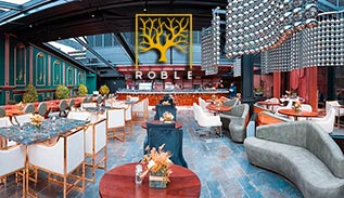 Roble restaurant