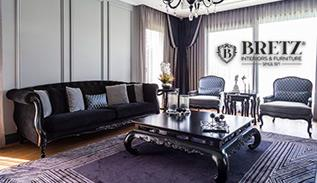 Bretz furniture and interior design