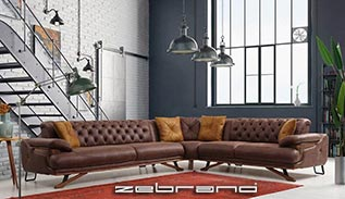 Zebrano furniture